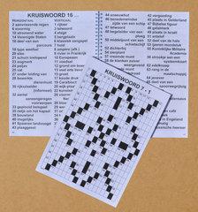 Grootletter puzzelboeken