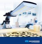 Tafellamp Schweizer, voor slechtzienden