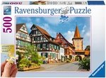 Ravensburger, altijd goed. Legpuzzel voor slechtzienden en ouderen. Groter formaat stukjes 1:1