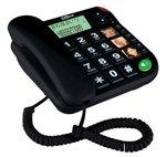 Huistelefoon voor slechtzienden en senioren