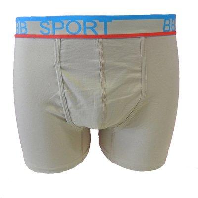 Heren boxershorts BB Sport met gulpsluiting