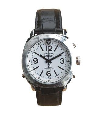Horloge slechtziende h, Atomic,spraak/verlichting-Low Vision Design Label