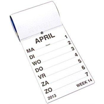 Weekkalender,grootletter-A5-2020