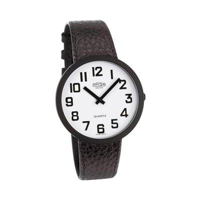 Horloge voor slechtzienden, Arsa wit