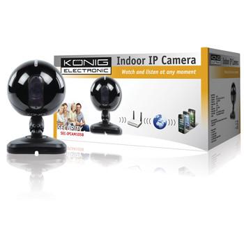 Camera IP voor binnen