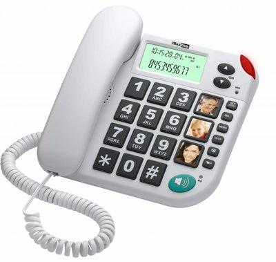 Telefoon slechtzienden/senioren Maxcom