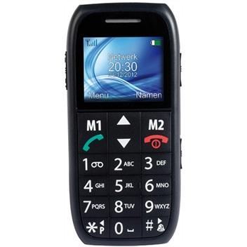 Telefoon mobiel met XL toetsen