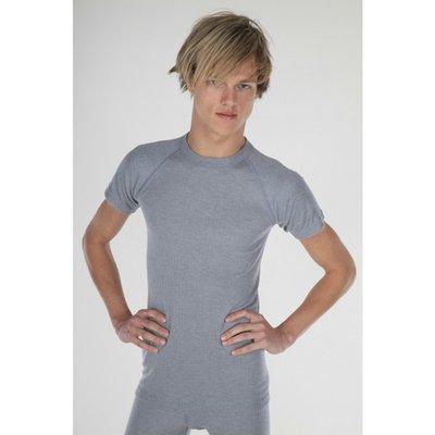 Thermohemd unisex, korte mouw (2stuks)