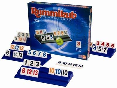 Rummikub XXL extra grote cijfers