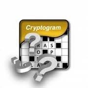 Grootletter cryptogrambundel, A-4 formaat voor slechtzienden ***
