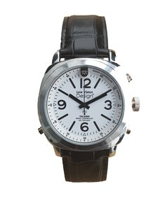 Atomic met toplicht, Nederlands sprekend horloge voor heren