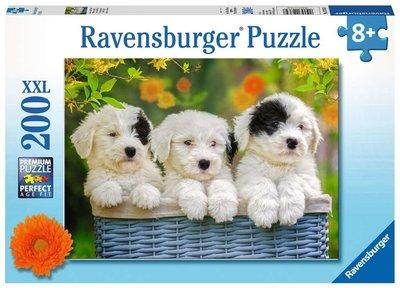 Legpuzzel XXL- Puppies.
