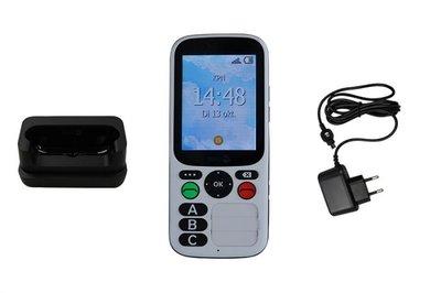 Doro 780x eenvoidig edienbare mobile telefoon met valdetectie