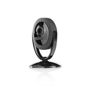 Praktische en eenvoudig instelbare beveiligingscamera voor binnen