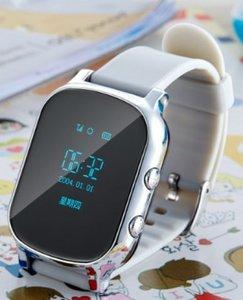 Horloge met gps, wifi en locatiebepaling.