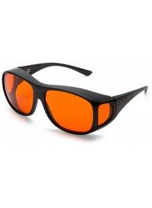 Cocoon oerzetbril, filtert licht 34, oranje