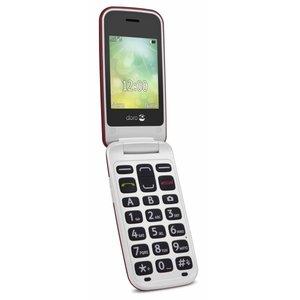Mobile telefoon voor ouderen, met grote toetsen en eenvoudige bediening