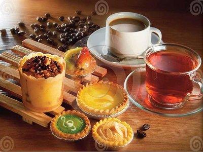 Legpuzzel XL voor slechtzienden. Afbeelding Koffie en thee