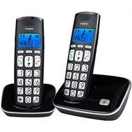 Draadloze telefoonset grote toetsen