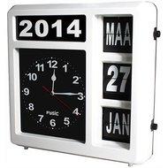Jumbo analoge kalenderklok